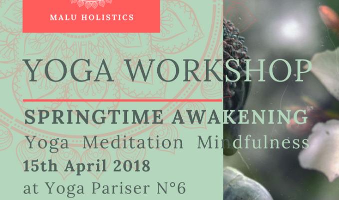 "Yoga Workshop ""Springtime Awakening"""