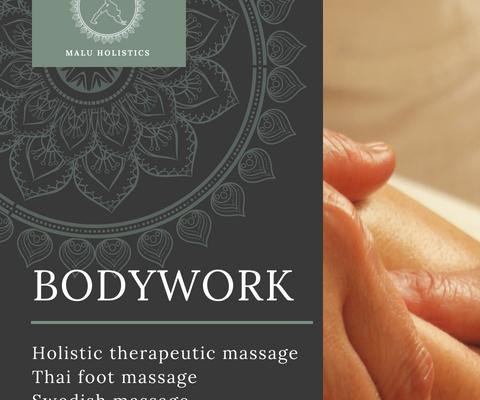 Bodywork sessions at Osho Afroz MeditationCentre