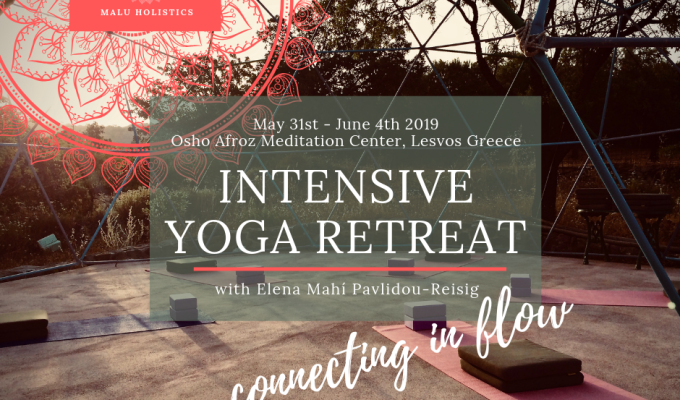 Connecting in Flow – Yoga Intensive SpringRetreat