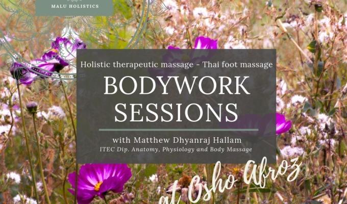 Bodywork Sessions at OshoAfroz