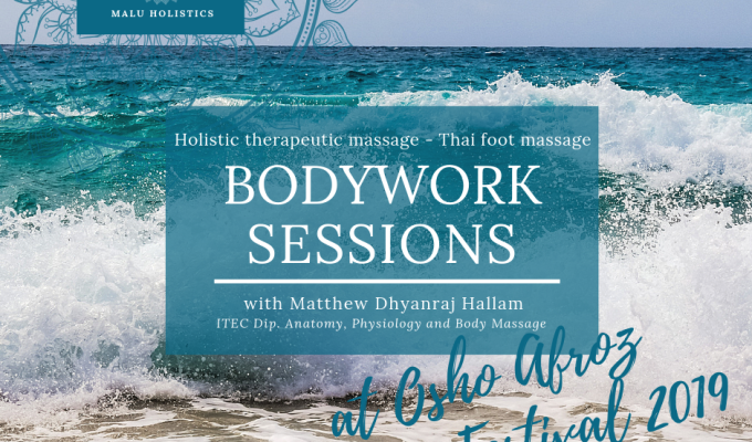 Bodywork Sessions at Osho Afroz
